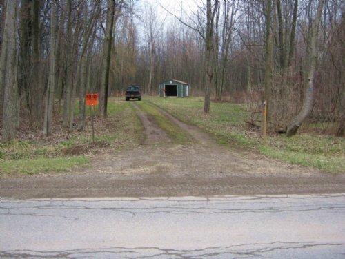 Land Near Lake Ontario Shed 59 Acre : Sodus : Wayne County : New York