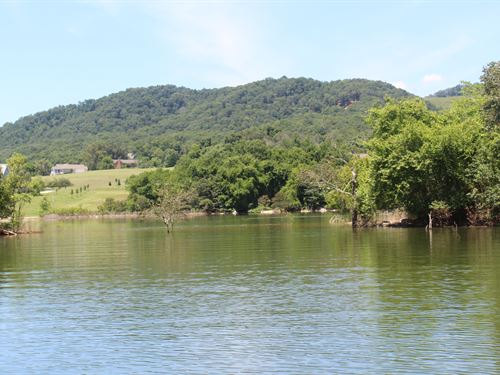 Cherokee Lake Lot Gated Community : Mooresburg : Hawkins County : Tennessee