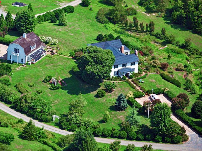 Rapidan River Farm : Barboursville : Greene County : Virginia