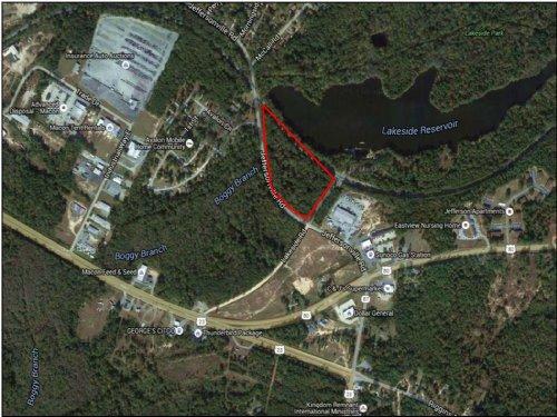 Industrial Development Site : Macon : Bibb County : Georgia