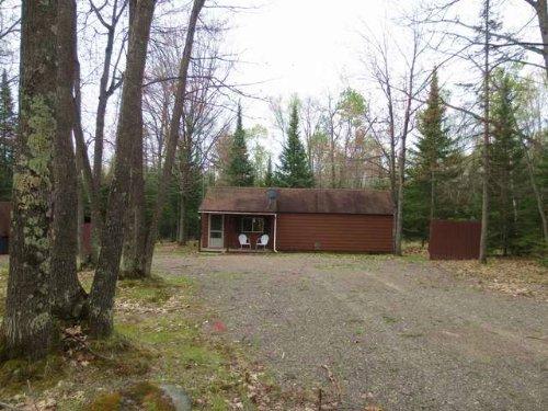 4.20 Acres With Cabin : Pelican : Oneida County : Wisconsin