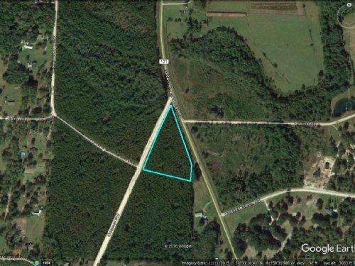 3.68 Acre, Conner Road : Hilliard : Nassau County : Florida