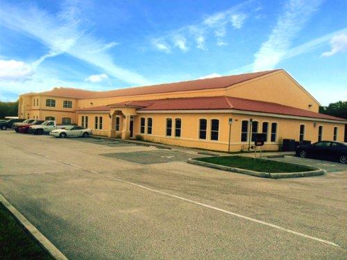 Aviation Manufacturing Facility : Tavares : Lake County : Florida