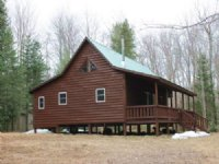 Cabin Near State Forests 22 Acres : Russia : Herkimer County : New York
