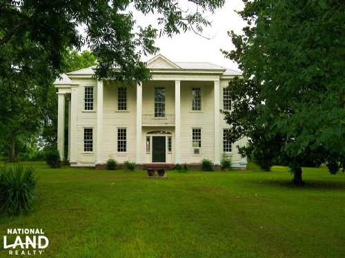 Safford Antebellum Hunting & Fishin : Safford : Dallas County : Alabama