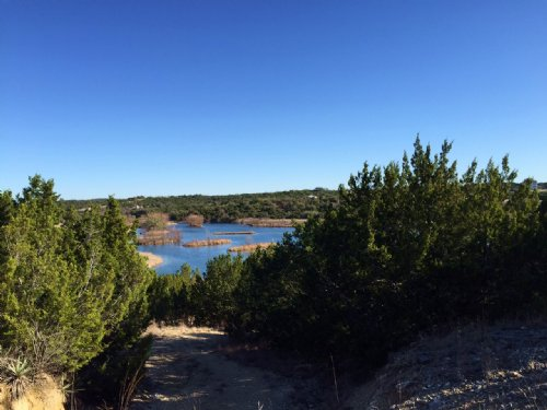 Scenic Waterfront Property : Bluff Dale : Erath County : Texas