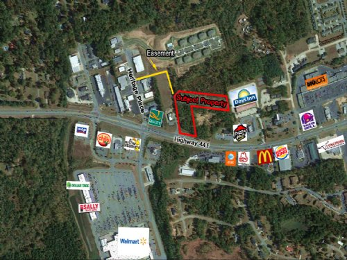 Bring Offers 4.12 Acres For Sale : Milledgeville : Baldwin County : Georgia