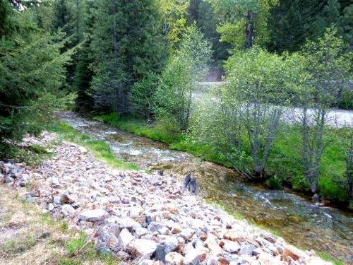 Timeless Mountain Of Wallace : Wallace : Shoshone County : Idaho