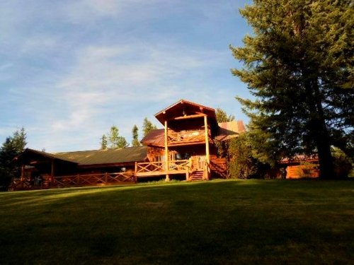Praying Monk Ranch : Moyie Springs : Shoshone County : Idaho