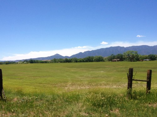 Large Farm With Great Water Rights : Walsenburg : Huerfano County : Colorado