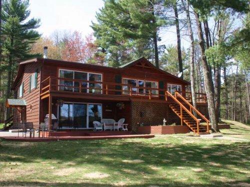 Horsehead Lake 3.84 Acres : Lake Tomahawk : Oneida County : Wisconsin