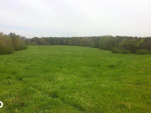 The Lindsey Creek Clayton Farm : Clayton : Barbour County : Alabama