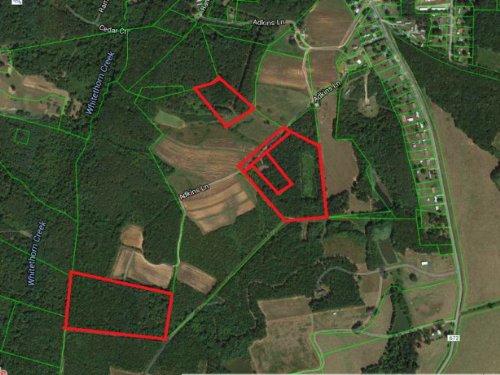 Larger Acreage : Gretna : Pittsylvania County : Virginia