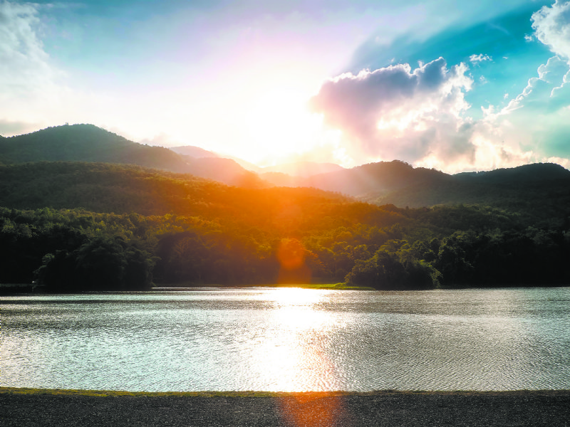 Hiwassee Riverfront : Murphy : Cherokee County : North Carolina
