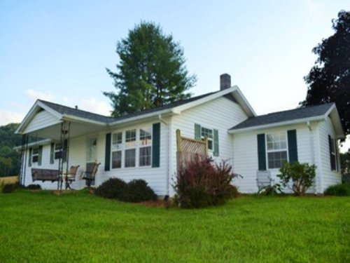 3 Br, 1 Bt Home, Move In Ready : Mouth Of Wilson : Grayson County : Virginia