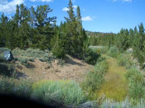 Slate Creek Tract 14 : South Pass City : Fremont County : Wyoming