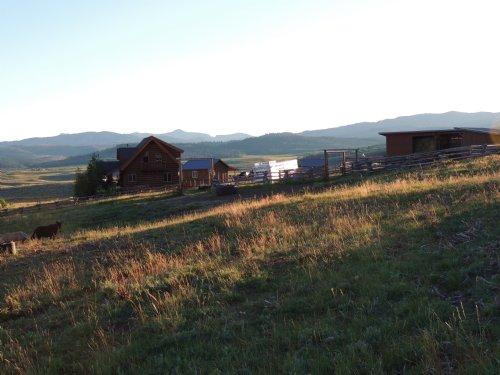 Daniel Estate : Daniel : Sublette County : Wyoming