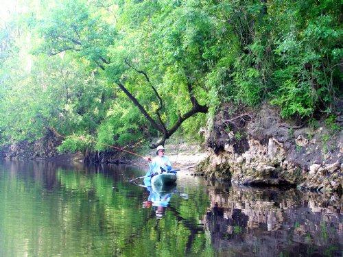 Withlacoochee Bluff : Madison County : Florida