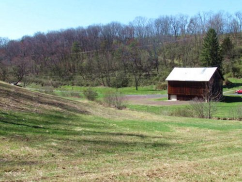 29 Acres, Pond, Bank Barn : Catawissa : Columbia County : Pennsylvania