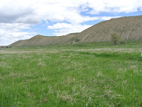 Country Garden Acreage : Lander : Fremont County : Wyoming
