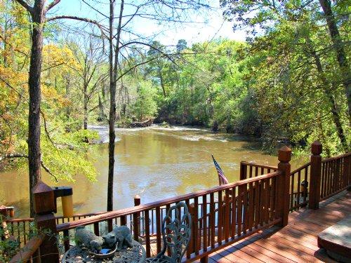 Nochaway Creek Retreat : Newton : Baker County : Georgia