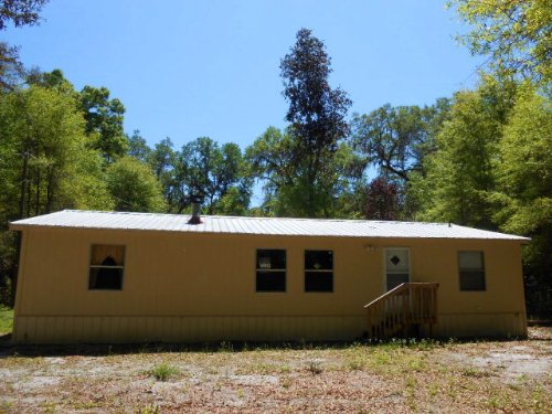 3/2 Mh On 5 Acres 771716 : Old Town : Dixie County : Florida