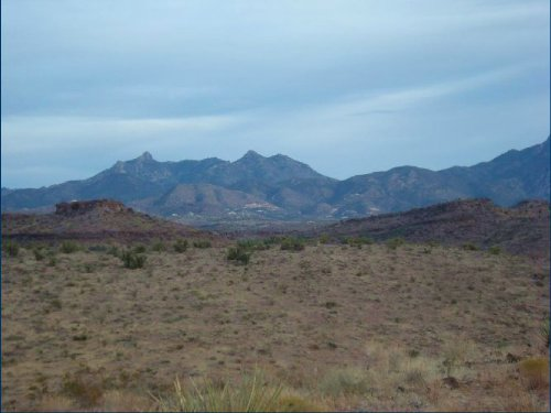 1.25 Acre Lake Mohave Heights : Kingman : Mohave County : Arizona
