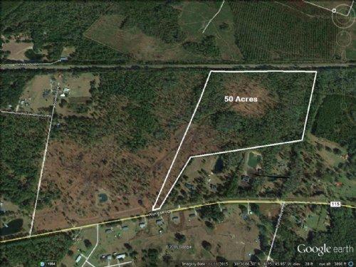 50 Acres, Big Pine : Callahan : Nassau County : Florida