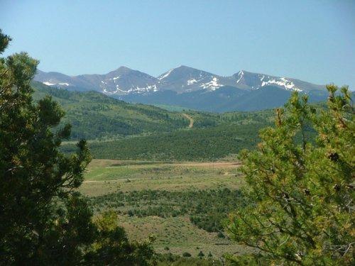 48.61 Acre Eagle Ridge Ranch : San Luis : Costilla County : Colorado
