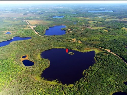 Stone Lake Property 14.17 Acres : Sherman : Iron County : Wisconsin