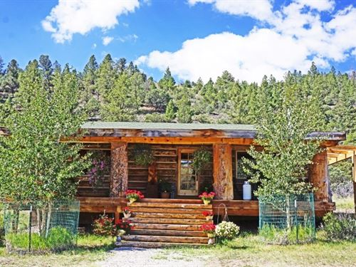 234801 Prime Colorado Mountain Hor : Villa Grove : Saguache County : Colorado