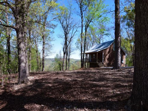 Cabin With Majestic Views : Mountain View : Stone County : Arkansas