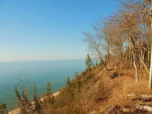 Beautiful Lake Michigan Location : Manistee County : Michigan