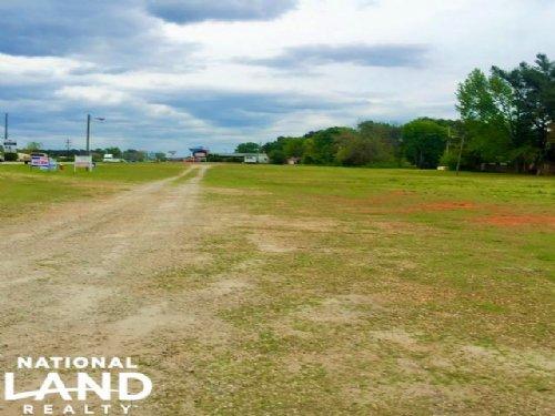 Hwy 19 Commercial Land : Thomaston : Upson County : Georgia