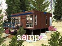 Inexpensive Water Cabin - Solar : Quinton : Walker County : Alabama