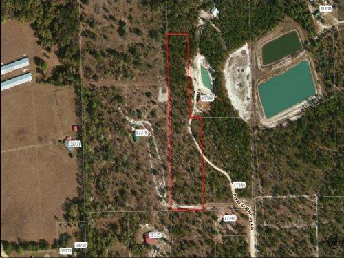 4.55 Acres, Pure Country Lane : Hilliard : Nassau County : Florida