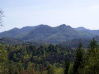 Cool Mountain High Elevation Living : Rabun Gap : Rabun County : Georgia