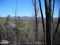 Talking Rock Mountain View Homesite : Talking Rock : Pickens County : Georgia