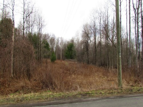 5 Acre Building Lot Quiet Setting : Laurens : Otsego County : New York