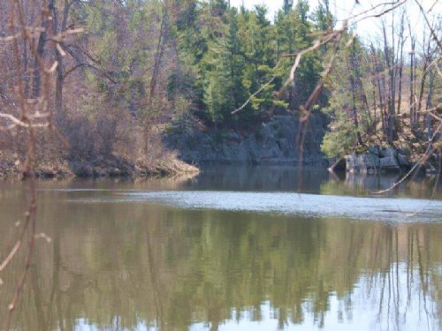 159 Acres On The Indian River : Rossie : St. Lawrence County : New York