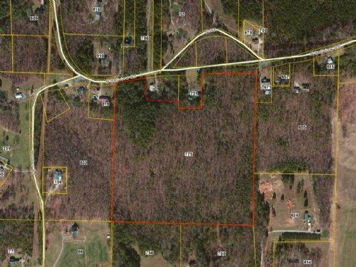38 +/- Wooded Acres : Aragon : Polk County : Georgia