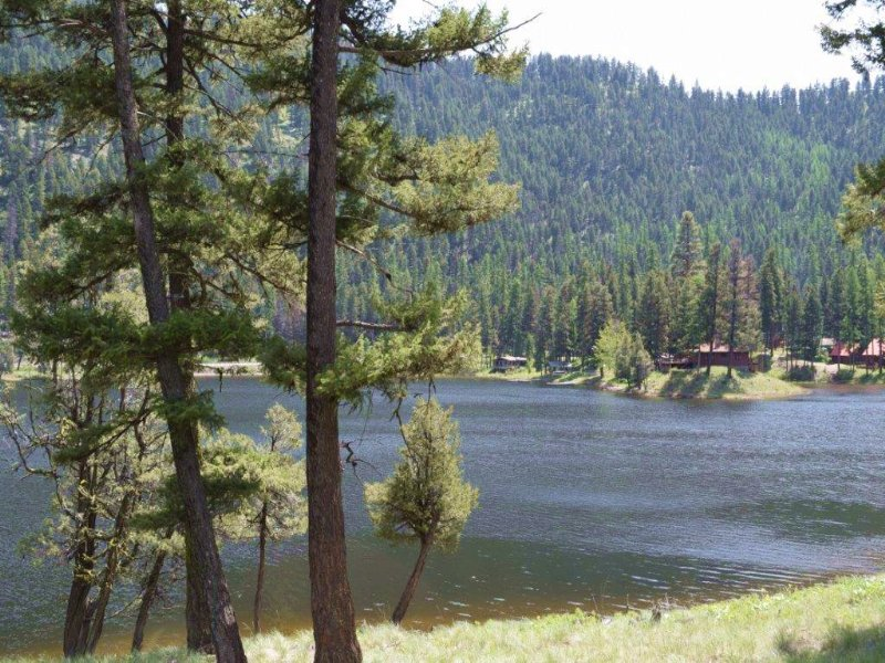 Eagles Point At Salmon Lake : Seeley Lake : Missoula County : Montana