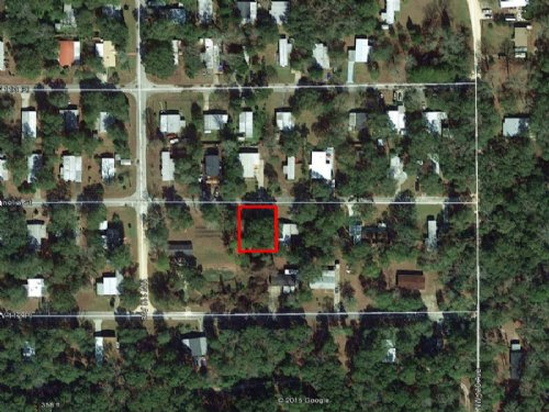 0.24 Acre Lot Near Chiefland : Chiefland : Levy County : Florida