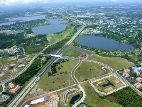 Premium Tourist Development Site : Orlando : Orange County : Florida