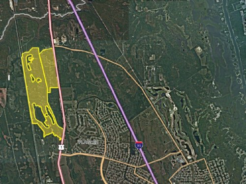 Sawmill Residential Subdivision : Palm Coast : Flagler County : Florida