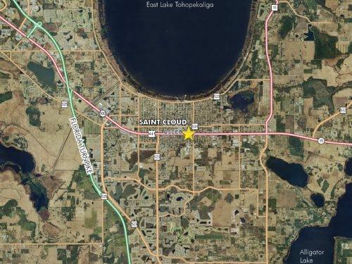 St. Cloud Redevelopment Site : St. Cloud : Osceola County : Florida