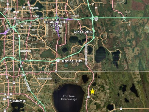 Residential Development Land : St. Cloud : Osceola County : Florida