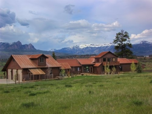835 Jawbone Canyon Place : Durango : La Plata County : Colorado