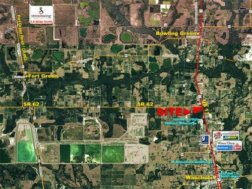 Mixed Use Development : Wauchula : Hardee County : Florida