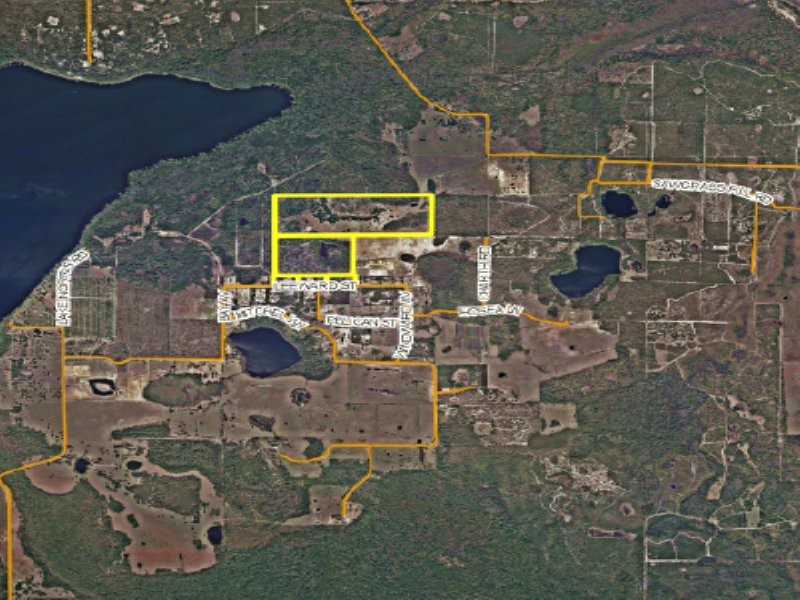 Headwaters ranch land for sale eustis lake county for Fish camp lake eustis